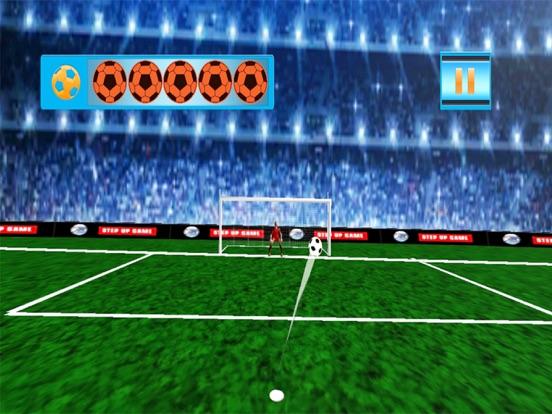 Goal Keeper Football Penalty screenshot 8