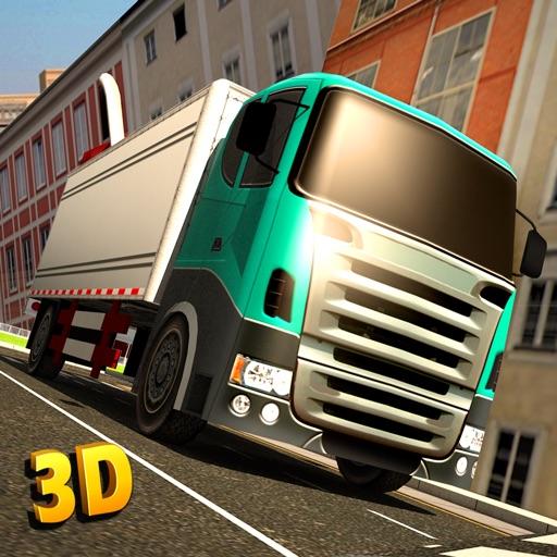 дорога грузовик 3D игры