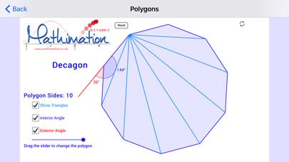 Mathimation screenshot two