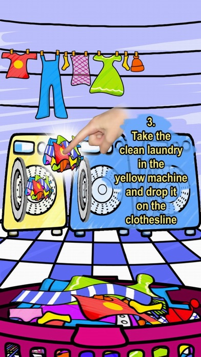Wash Machine screenshot four