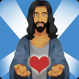 Jesus Speaks Scripture Emojis