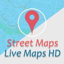 Street Maps - Live Maps HD