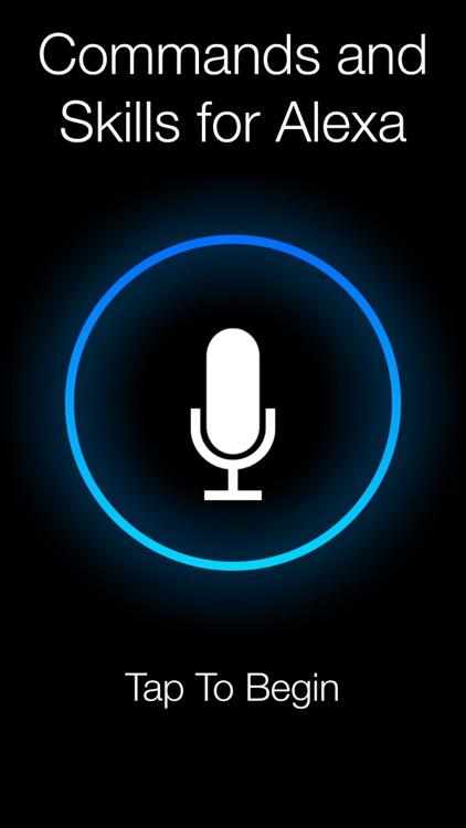 Commands & Skills for Amazon Alexa Echo Dot