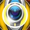鱼眼广角镜头相机