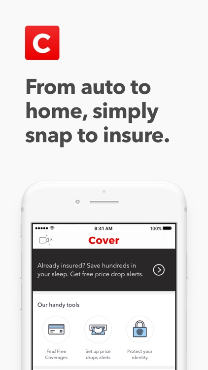 Cover - Car & Home Insurance