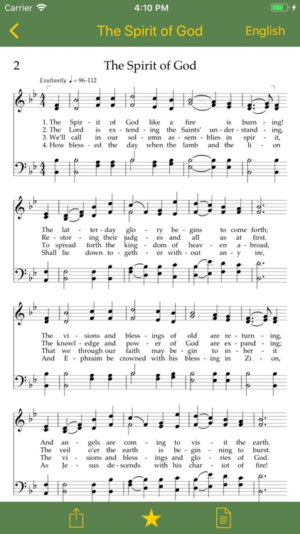 LDS Hymns screenshot-3