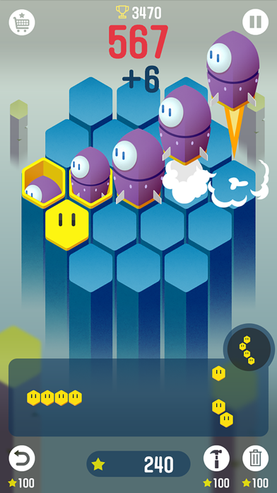MakeRocket  Block Hexa Puzzle screenshot 2