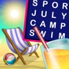 Epic Summer Word Search - giant wordsearch puzzle