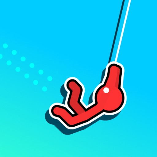 Stickman Hook app for iphone