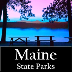 Maine State Parks map!