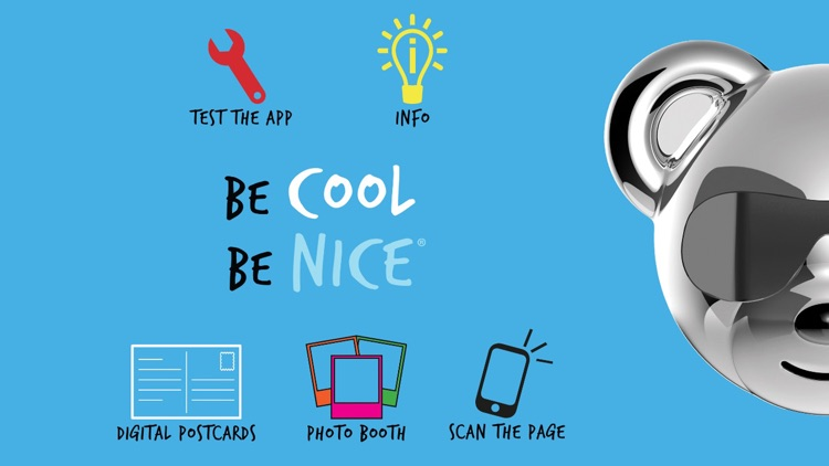 Be Cool Be Nice App screenshot-0