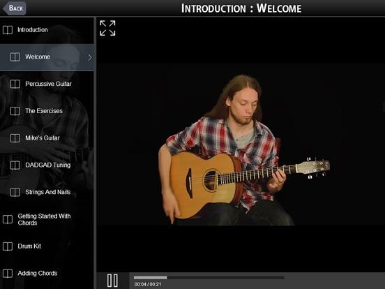 Mike Dawes Percussive Acoustic App Price Drops