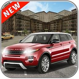 4x4 Range Rover Game 3D