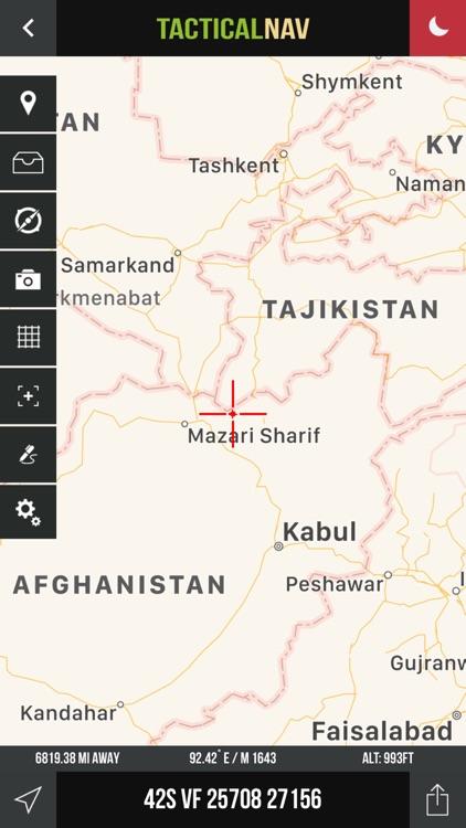 Tactical NAV - GPS Navigation