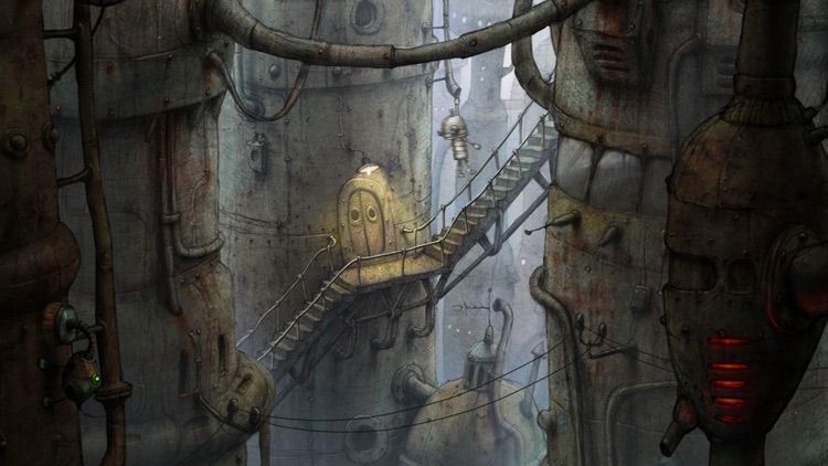 Machinarium screenshot-3