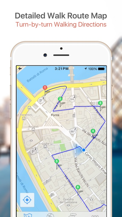 Liverpool Map & Walks (F) screenshot-3