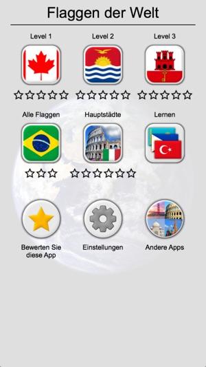 Flaggen Aller Länder Der Welt Im App Store