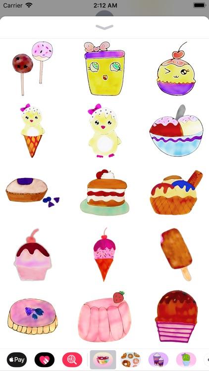 Kawaii! Ice Cream & Cake screenshot-3