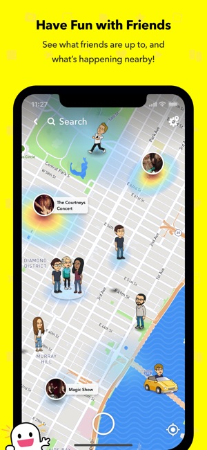 Snapchat supported devices
