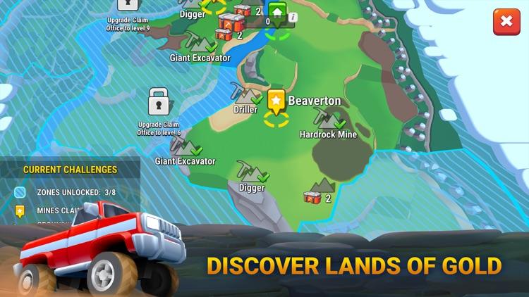 Planet Gold Rush screenshot-3