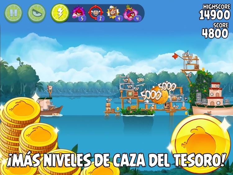 Angry Birds Rio HD screenshot-4