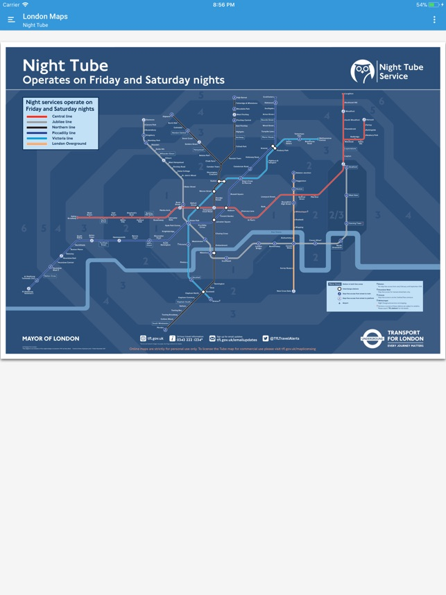 London Tube Maps and Guides on