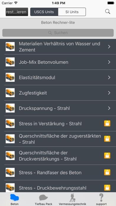 Beton Rechner Lite App Preisentwicklung Und Preisalarm Appticker
