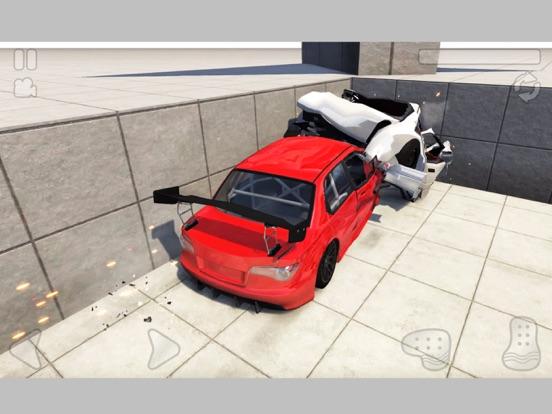 Car Next Damage Engine Online на iPad
