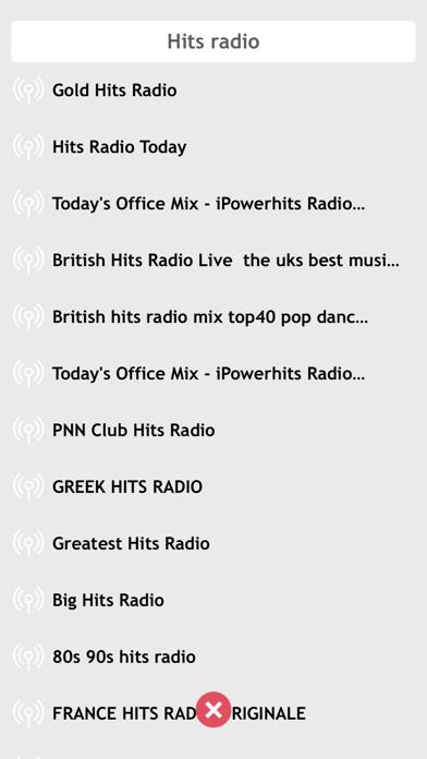 All Radio for ShoutcastCaptura de pantalla de5