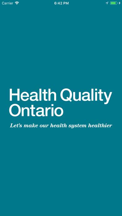Health Quality Ontario Events