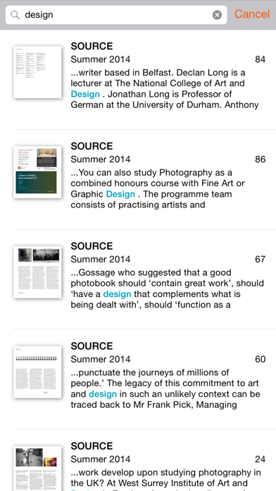 Source Photographic Review review screenshots