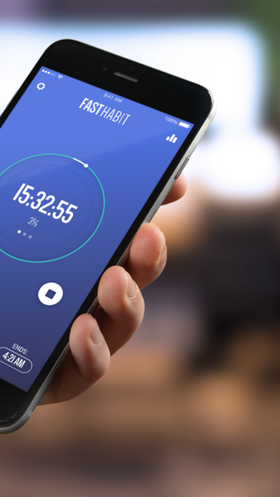 FastHabit Intermittent Fastingのおすすめ画像2