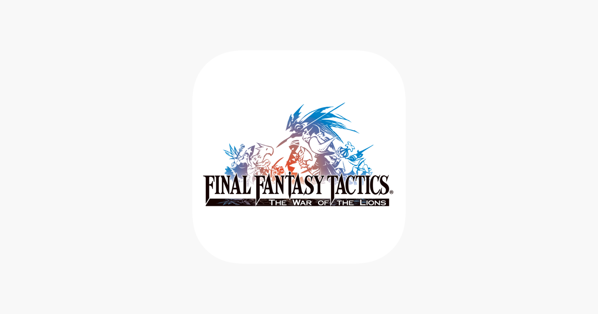 fft war of the lions iso