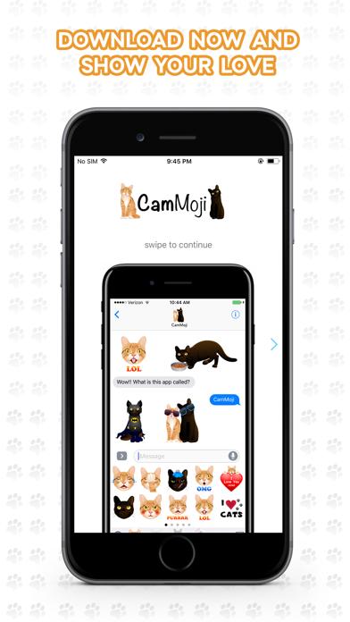 CamMoji by Cole and Marmalade screenshot four