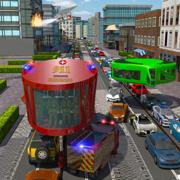 消防员陀螺巴士模拟器