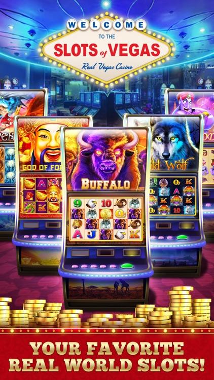 Slots of Vegas - Slot Machine screenshot-4