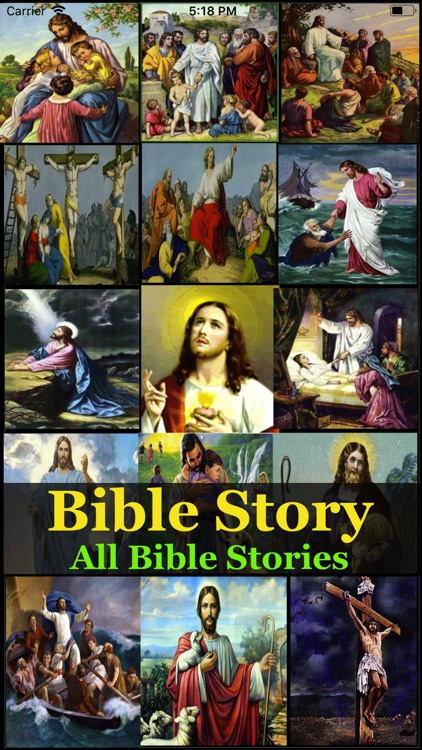 Bible Story -All Bible Stories
