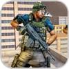 Army Sniper Shooting: Theft Gu