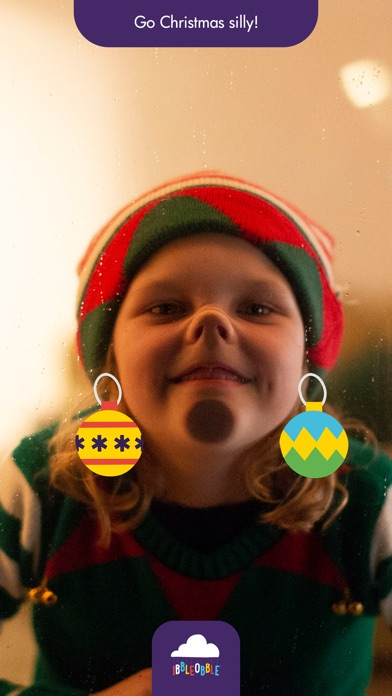Ibbleobble Christmas Stickers screenshot 1