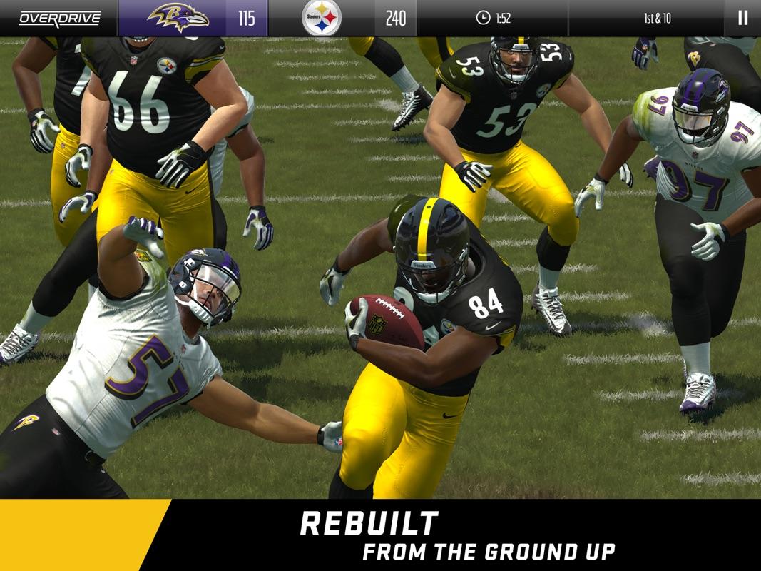 Madden NFL Overdrive Football Online Hack Tool