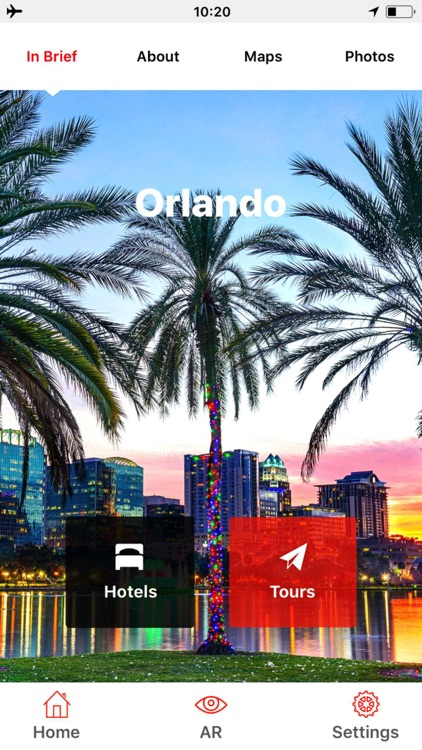 Orlando Travel Guide Offline screenshot-0