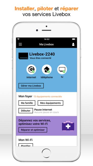 download Ma Livebox apps 3