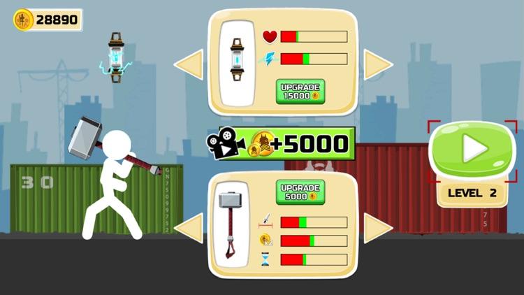 Stickman Fighter Epic Battle 2 screenshot-3