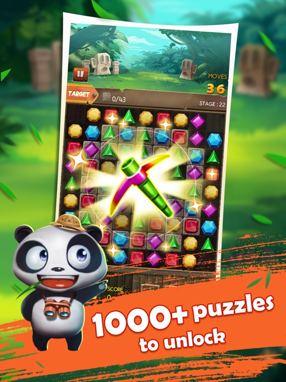 Jewels Panda screenshot 7