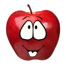 Red Apple Smileys
