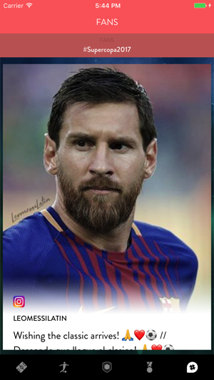 Messi Oficial On The App Store