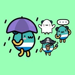 Crazy Eggy Emoji