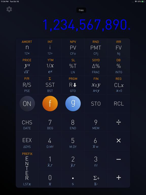 Vicinno Financial Calculator-ipad-7