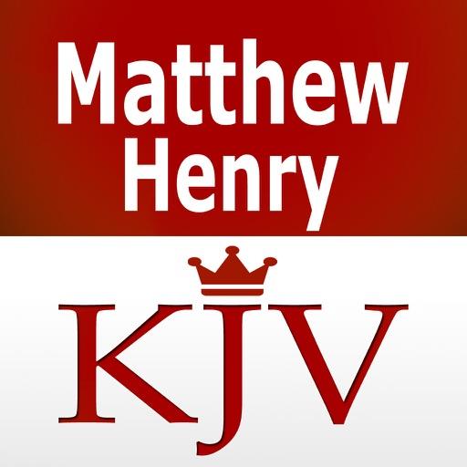 KJV Matthew Henry & Strong's