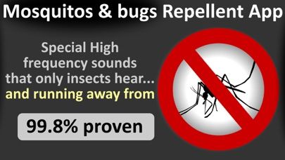 Anti mosquito: sonic repeller Screenshot 1